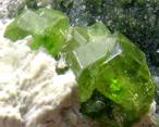 Demantoid Mineral